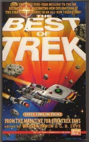 BEST OF TREK Star Trek Science Fiction PB Book