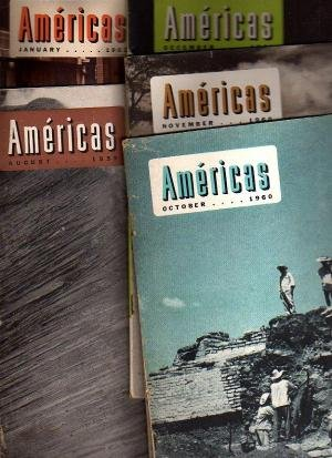 Americas Magazines 5 Latin Central America Puerto Rico