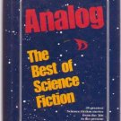 ANALOG Best of Science Fiction Sci-Fi 32 Anthology Book