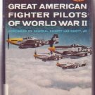 AMERICAN FIGHTER PILOTS Landmark Book WWII military history