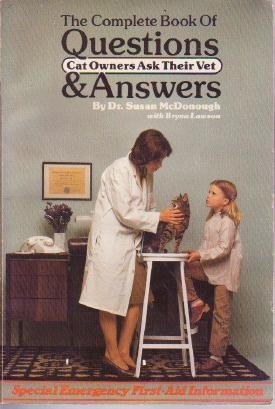CAT OWNERS Cats VET QUESTIONS feline Pets care book