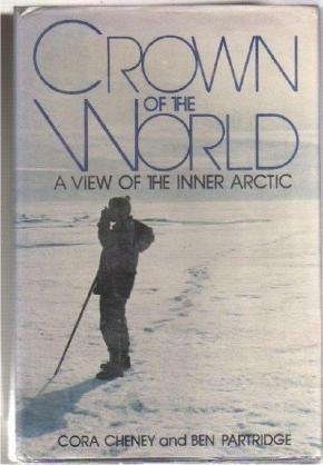 ARCTIC CIRCLE CROWN OF THE WORLD Maps Illustrations History Book HCDJ