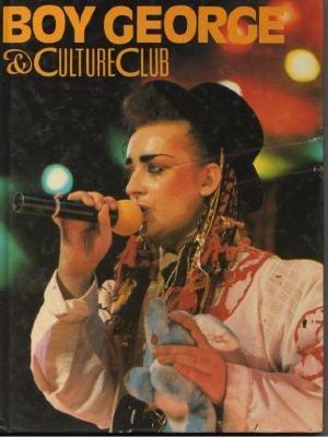 BOY GEORGE CULTURE CLUB 1984 UK SUPERSTAR PHOTO BOOK