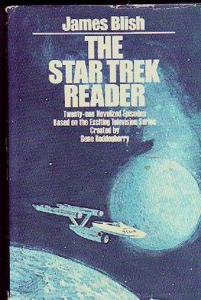 STAR TREK READER JAMES BLISH BOOK