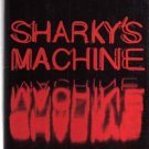 SHARKEY'S MACHINE William Diehl 1st Printing thriller