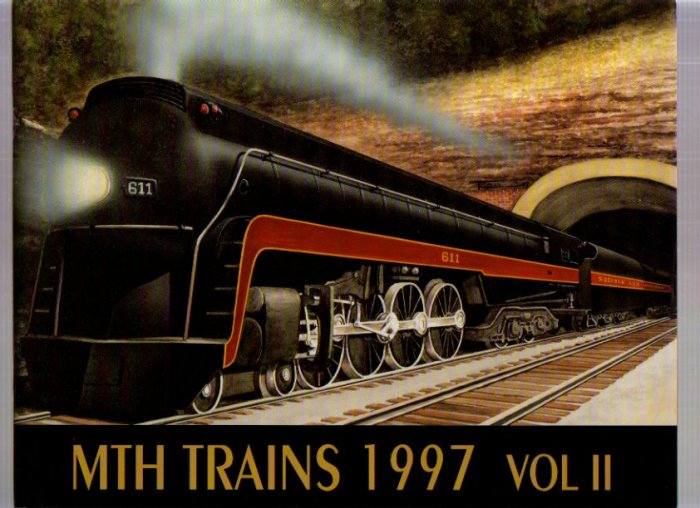 1997 Vol II MT H Mikes Train House Electric Toy RR Model Trains Catalog