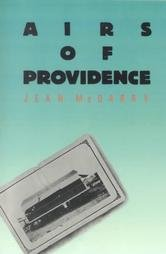 Airs of Providence Jean McGarry Johns Hopkins: Poetry and Fiction