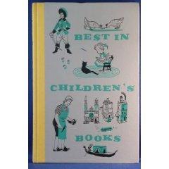 Best in Children's Books 1958 Hardcover