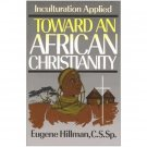 Toward an African Christianity Inculturation Applied Eugene Hillman 0809133814 978-0809133819