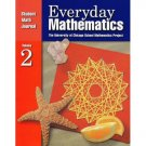 Everyday Mathematics Student Math Journal Grade 3 Volume 2 ISBN 1570398402 Free Shipping