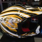 Xpeed XF 910 Moto Cross - Yellow - Size S