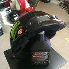 Biker/Vintage Style Fulmer AF - Size S - Helmet in Gloss Black