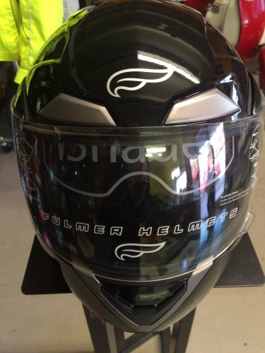 Fulmer Modus iShade Modular Helmet - SM - Black