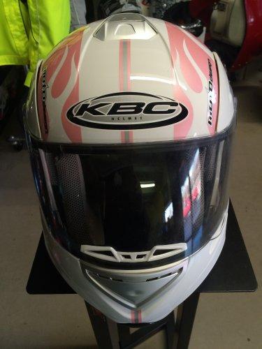 KBC FFR Modular Helmet - SM - Pink