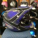 Xpeed XF 904 Moto Cross - Blue - XS