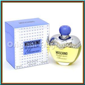 NIB - MOSCHINO *TOUJOURS GLAMOUR* Glamour 3.4 oz EDT Women's Perfume