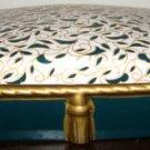 VINTAGE ELIZABETH ARDEN 4 Pc Gift Set Ceramic Container