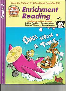 McGraw-Hill Junior Academic Series: Enrichment Reading: Grade 2 (Paperback)