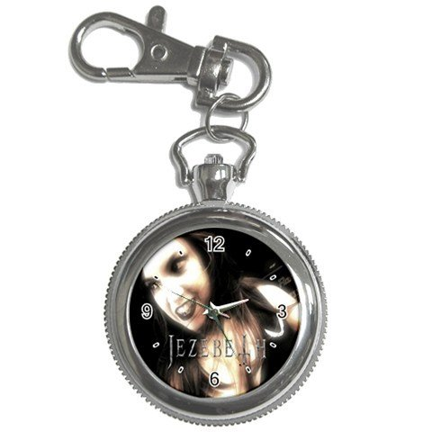 Jezebeth Key Chain Watch