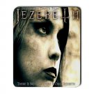 Jezebeth Large Mousepad Gold
