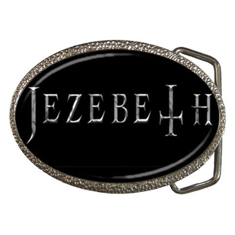 Jezebeth Belt Buckle
