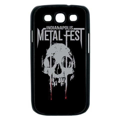Indianapolis Metal Fest Samsung Galaxy S III Case Black
