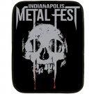 Indianapolis Metal Fest Two Sided Fleece Blanket