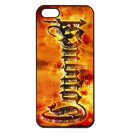 Conquest iphone 5 Seamless Case