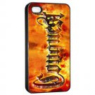 Conquest iphone 4 Seamless Case