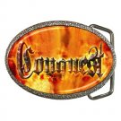 Conquest Belt Buckle