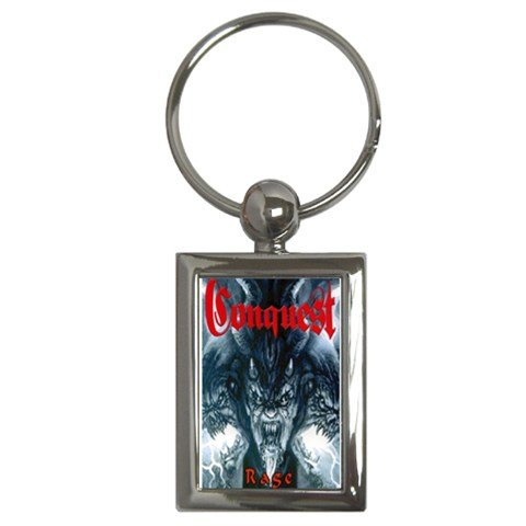 Conquest Key Chain