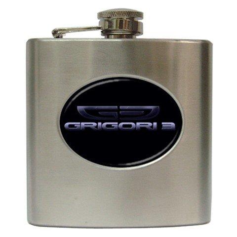 Grigori 3 Hip Flask 6 oz