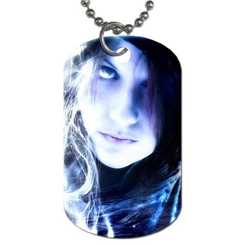 Grigori 3 Dog Tag and Chain 2 Sided