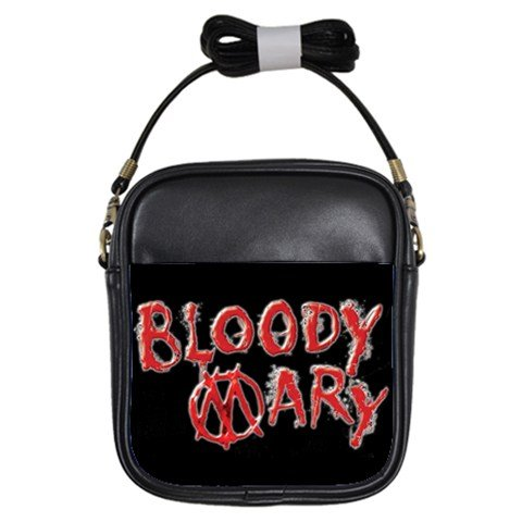 Bloody Mary Leather Sling Bag