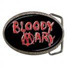 Bloody Mary Belt Buckle