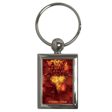 Two Ton Anvil Key Chain 2