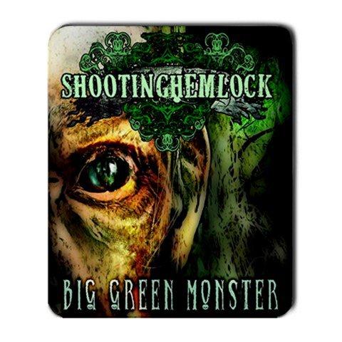 Shooting Hemlock Large Mousepad 1