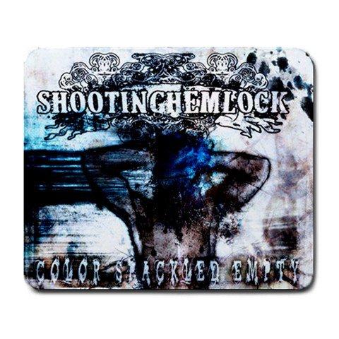Shooting Hemlock Large Mousepad 2
