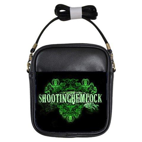 Shooting Hemlock Leather Sling Bag 3