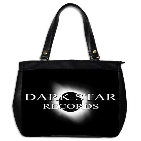 Dark Star Records Leather Handbag 2