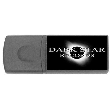 Dark Star Records USB Flash Drive Rectangular 2 GB