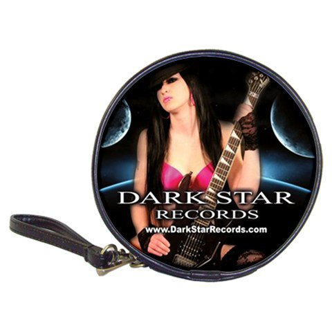 Dark Star Records 20 CD/DVD Leather Case
