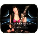 Dark Star Records Two Sided Fleece Blanket