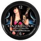 Dark Star Records Wall Clock 2