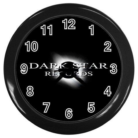 Dark Star Records Wall Clock 1