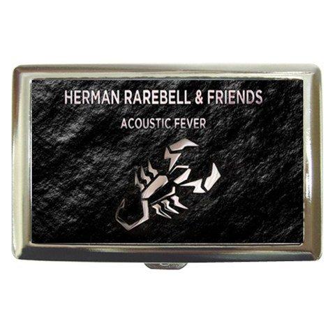 Herman Rarebell Cigarette Money Case 2