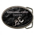 Herman Rarebell Belt Buckle