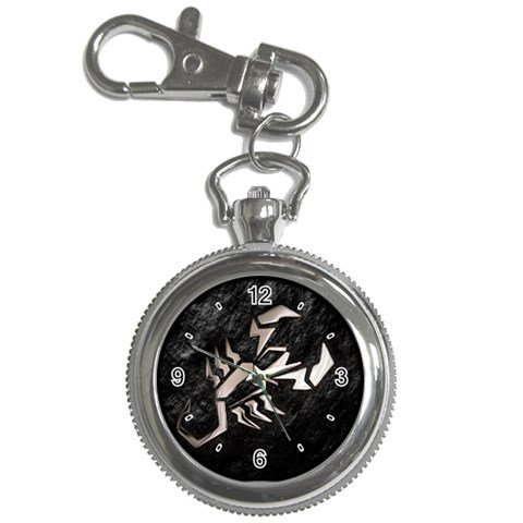 Herman Rarebell Key Chain Watch
