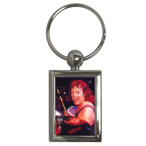 Herman Rarebell Key Chain 3