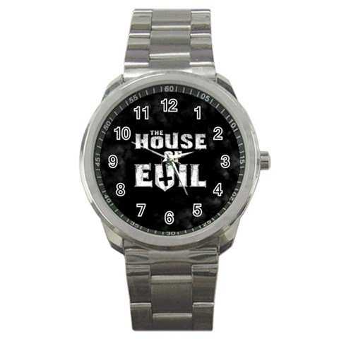 The House of Evil Sports Watch